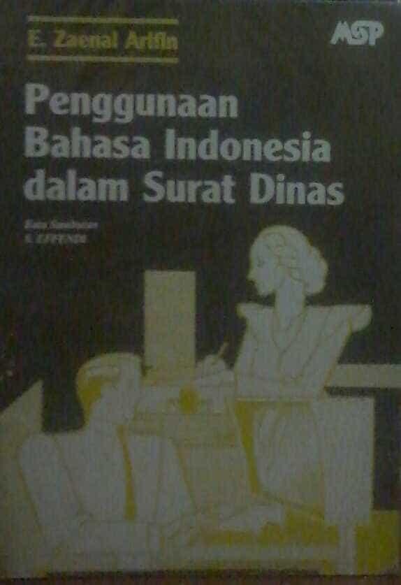 Jual Penggunaan Bahasa Indonesia Dalam Surat Bisnis Refrans Tambunan Tokopedia