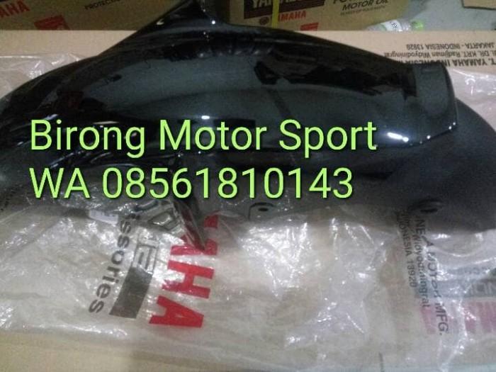 harga Spakbor Depan Hitam Scorpio Original Yamaha 100% Baru Tokopedia.com