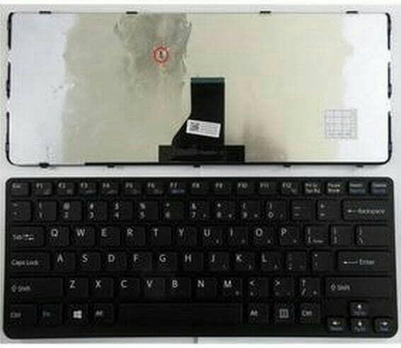 harga Keyboard laptop sony vaio sve14 e14 sve141c11l sve141j11wsve14111e Tokopedia.com