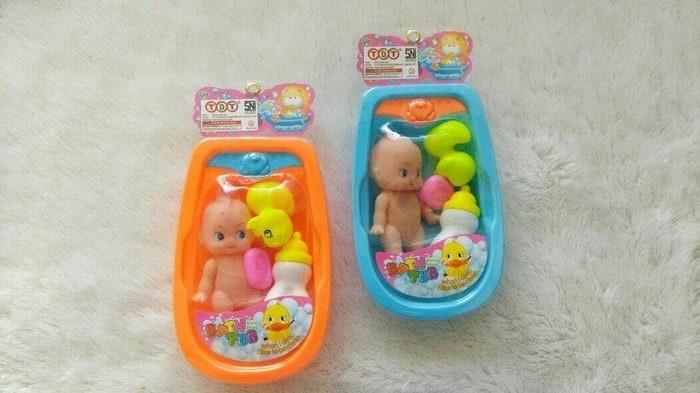 harga Mainan bayi mandi anak balita toddler kids toys Tokopedia.com