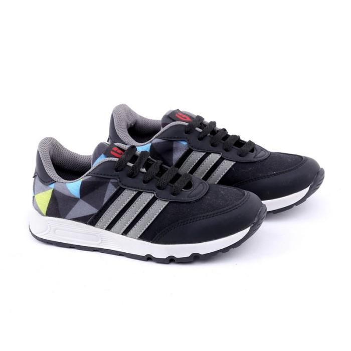 harga 9100gda sepatu kets/sneaker/sekolah/kasual anak laki-laki/cowok Tokopedia.com