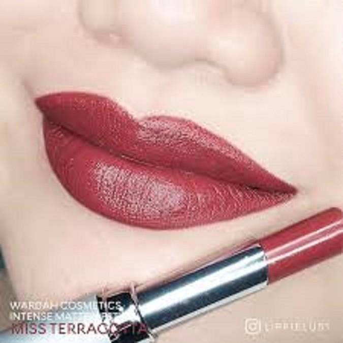 Info Wardah Intense Matte Lipstick Travelbon.com