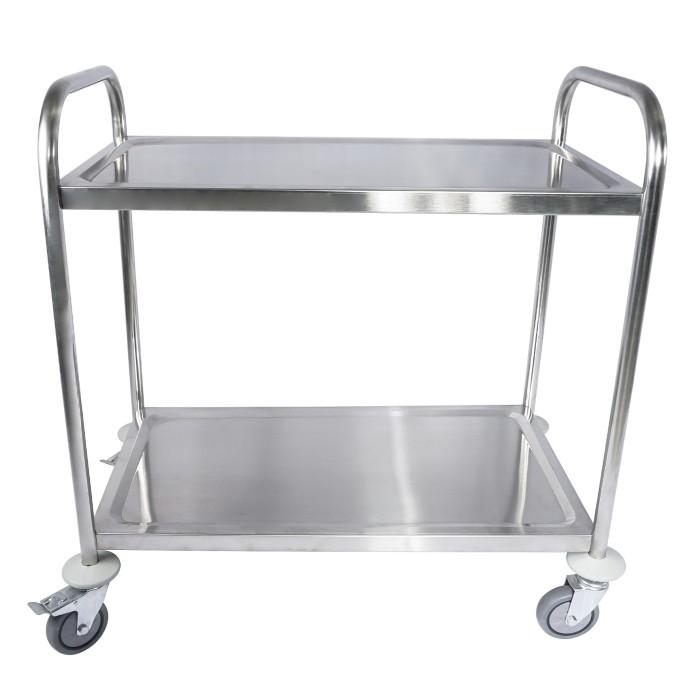 harga Trolley  makanan  2 susun mutu rst-2 Tokopedia.com