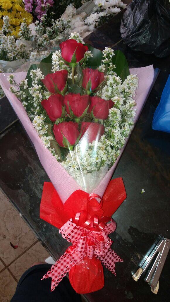 Jual Bunga Buket Mawar Mawar Murah Cocok Untuk Kado Amp