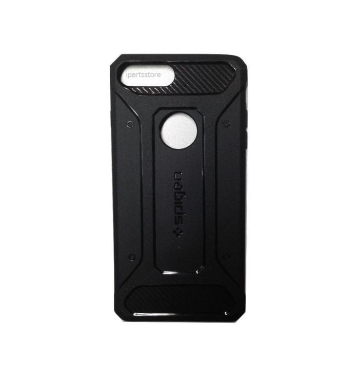 Foto Produk softcase iphone 7 plus black dari ipeka.netmedia