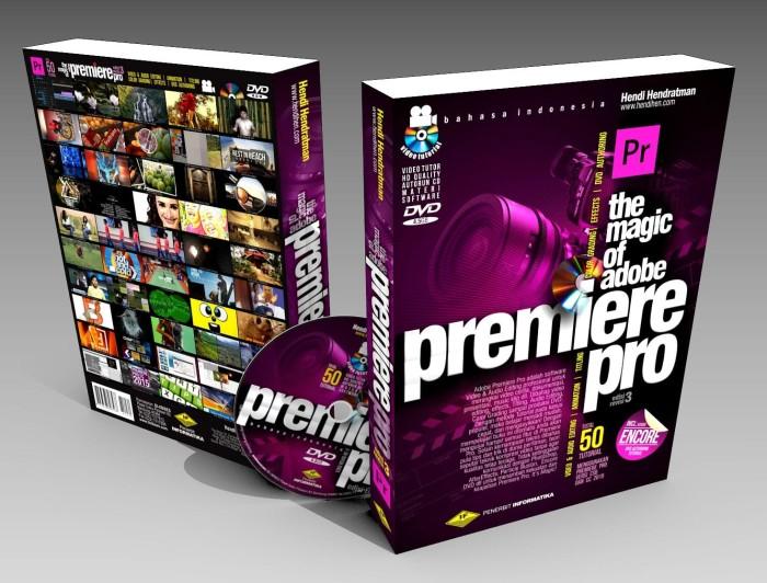 harga Buku video edit premiere pro cs 6 cc 2015 dvd video tutorial &software Tokopedia.com