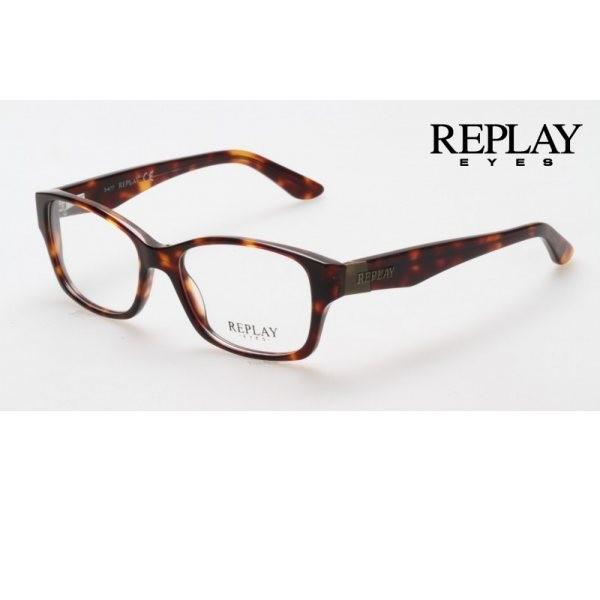 Replay kacamata pria brown f ry 0476 052 54 1567866613