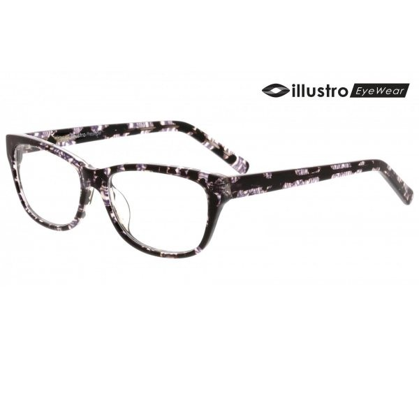Jual Illustro kacamata Wanita Black F IP BV3039 BLK 53 - Optik ... 864bca4fc3