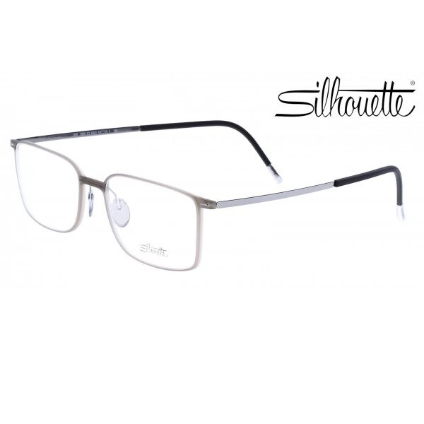 Silhouette kacamata pria brown f si 2884 61 6060 54 fdee532004