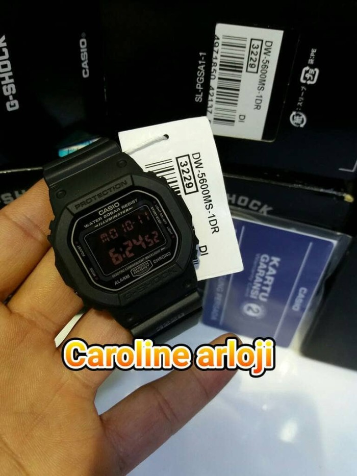c0767153bcd Relogio Casio G Shock Dw 5600ms 1dr ✓ The GMC Car