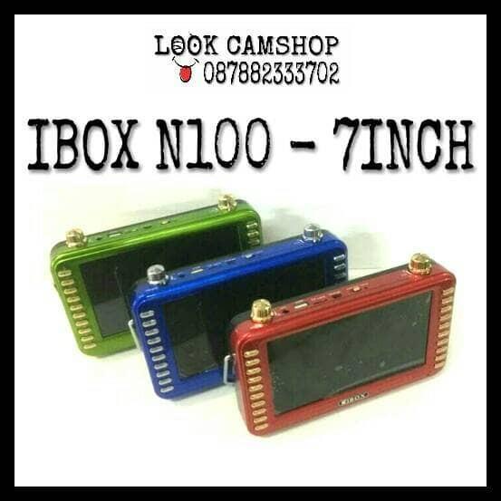 harga Multimedia player digital photo foto frame movie player ibox n100 - 7 Tokopedia.com