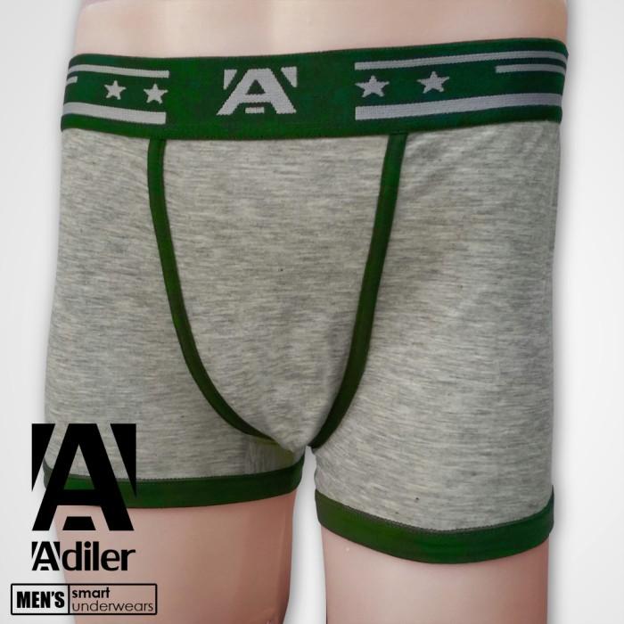 Celana Dalam Boxer Pria Adiler 7965-2 Size XL