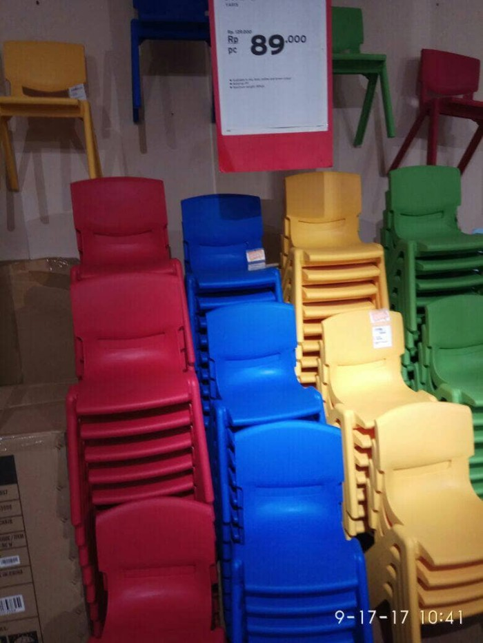 7000 Koleksi Kursi Plastik Anak Informa Terbaik