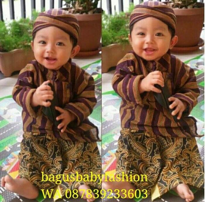 102 Gambar Baju Bayi Adat Jawa Paling Hist