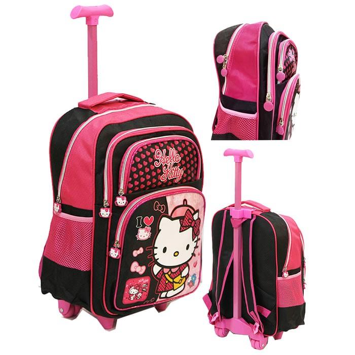 Jual Tas Anak MURAH Hello Kitty Tas Trolley Anak SD - Pink - jeselyn ... d7664f95f9