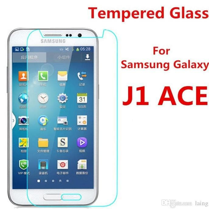 Tempered Glass Anti Gores Screen Guard Protector For Samsung J1 Ace