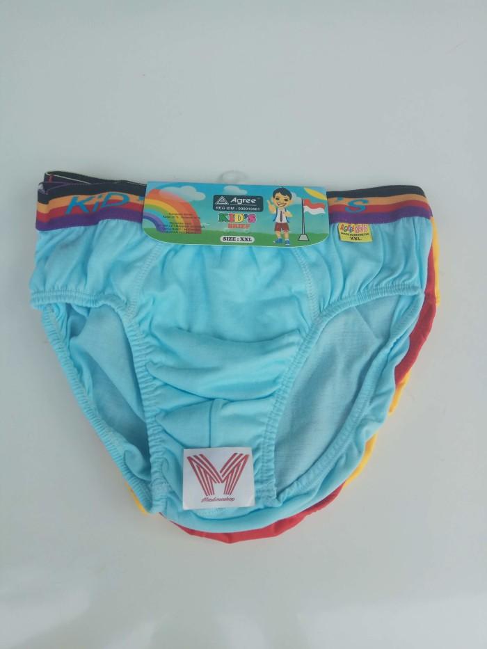 harga Celana dalam anak pria / ag 101 / cd anak / cd / 1 pack isi 3 pcs Tokopedia.com