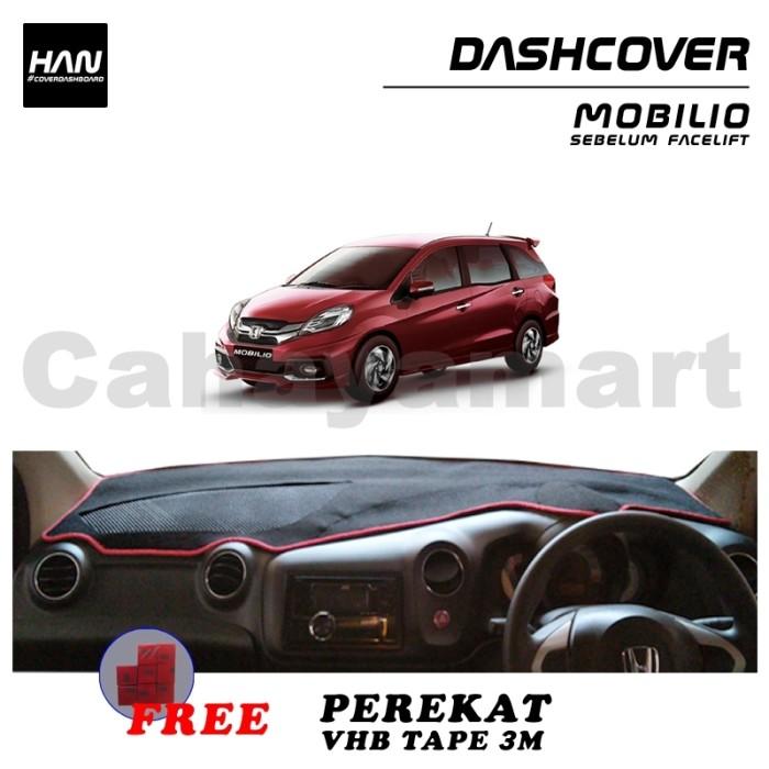 Jual Dashboard Cover Mobilio Gen 1 Alas Dashboard Plus Antislip