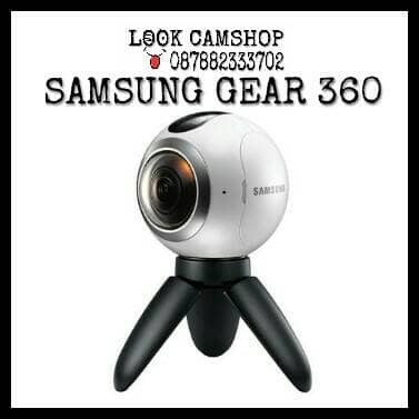 harga Samsung gear 360 / kamera samsung gear 360 Tokopedia.com