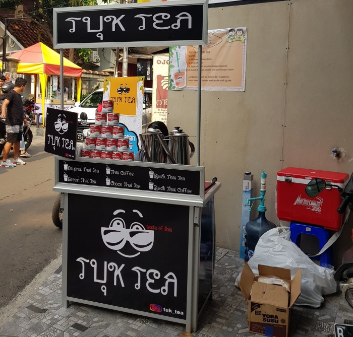 Tuk Tea Franchise