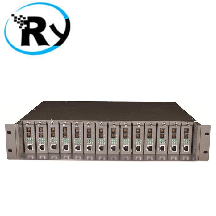 harga Tp-link tl-mc1400 14-slot rackmount chassis Tokopedia.com
