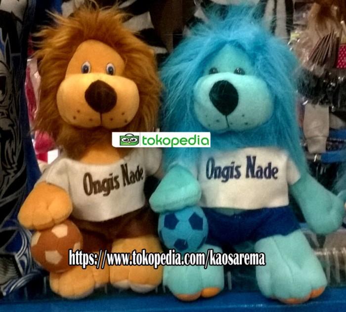 Boneka arema singa ganteng
