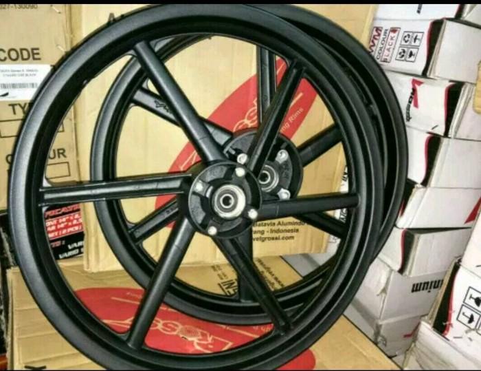 harga Velg racing rossi supra 125 dan balde dobble disc cakram Tokopedia.com