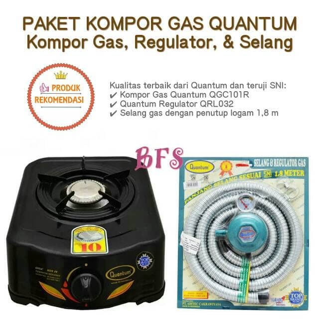 Info 1 Paket Kompor Gas Hargano.com