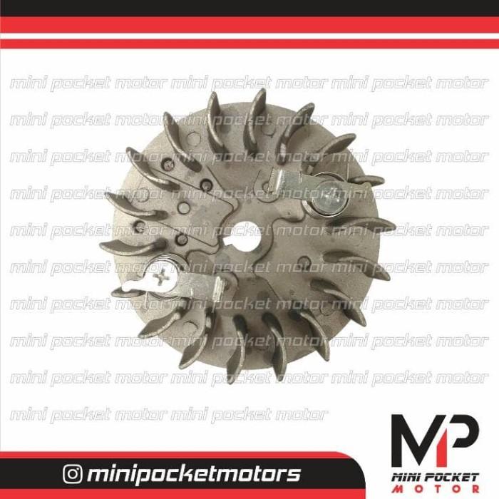 harga Magnet kipas model baru motor mini gp / mini trail / pocketbikes Tokopedia.com