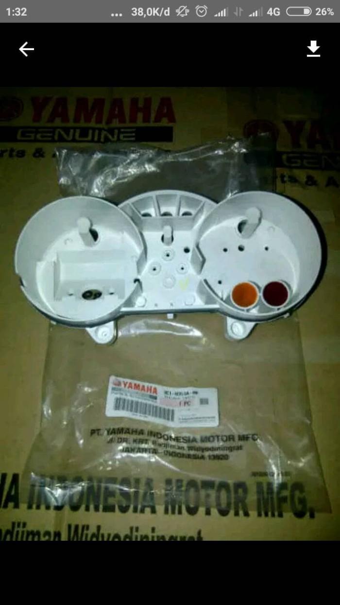 Jual Beli Speedometer Yamaha Vixion Lama Murah Old Cover Kilometer Original