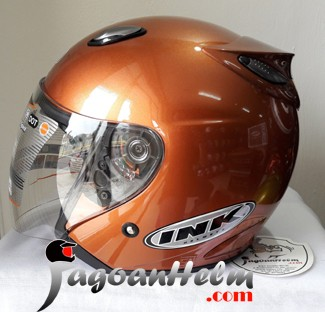 Ink Centro Jet Helm Solid