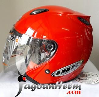 harga Ink centro jet helm solid original helmet Tokopedia.com