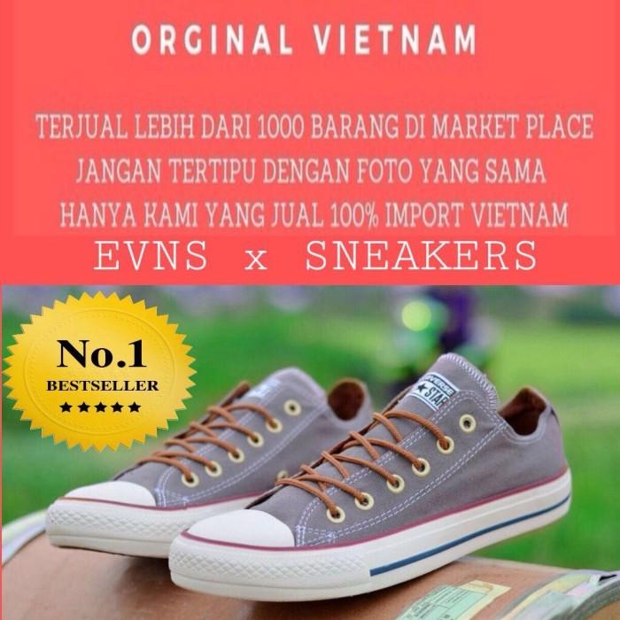 ... harga Sepatu converse ct casual low original vietnam Tokopedia.com 367a9682b1