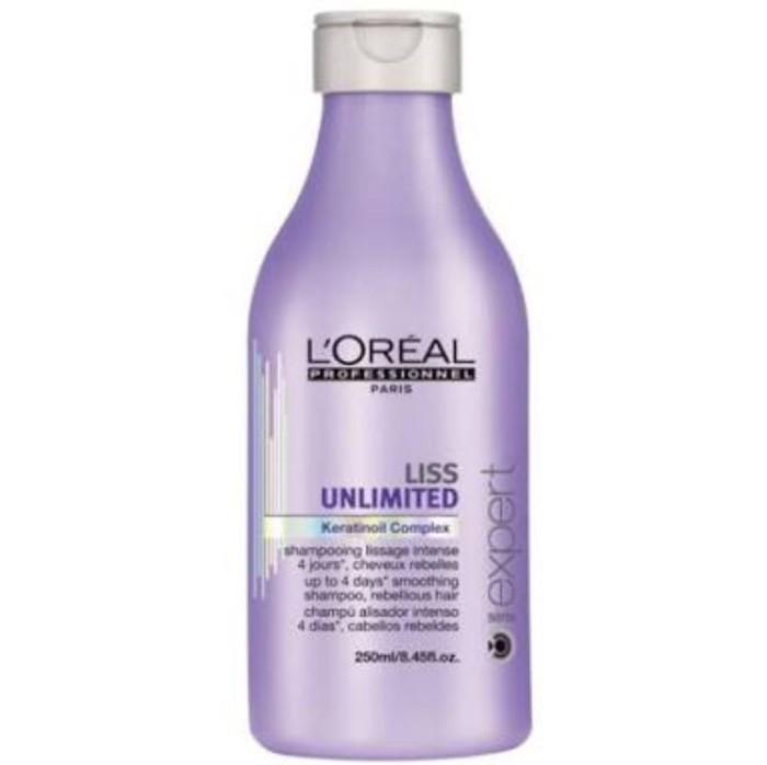 harga Loreal expert liss unlimited 250ml utk rambut rusak krn bahan kimia Tokopedia.com