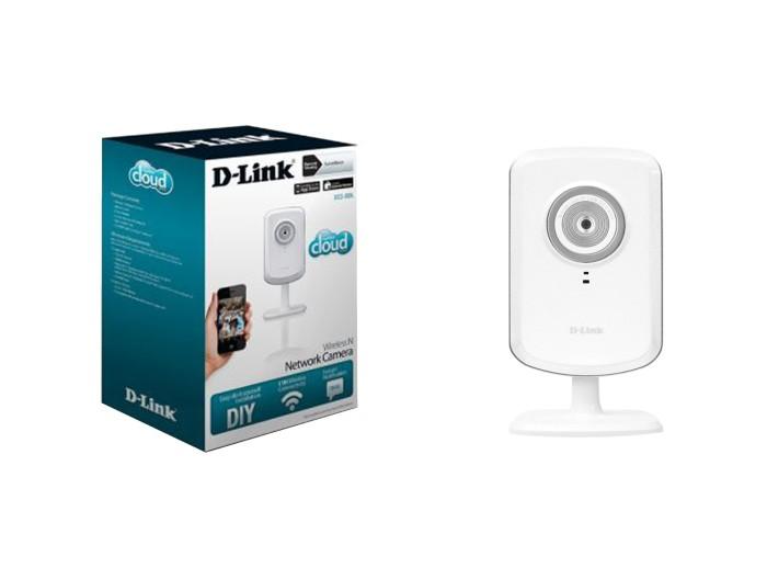 Foto Produk D-Link DCS-930L, Wireless-N IP Camera Kamera Action Camera Murah dari Mangga2 solusi computer