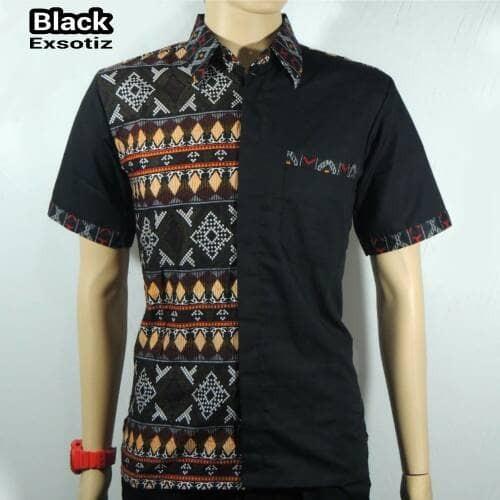 Baju Batik Kombinasi Batik: Baju Batik Kombinasi Songket
