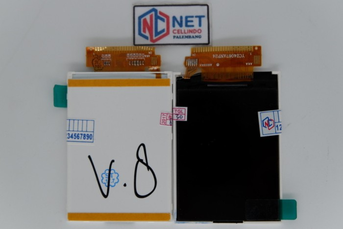 Lcd evercoss / cross v8 / v7 / hammer r3a / mg538 / t240a217