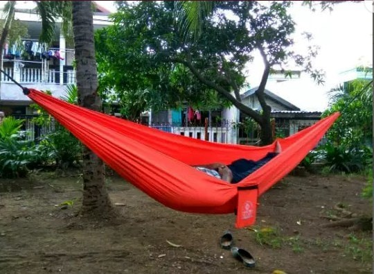 Jual Hammock Not Eiger The North Face Rei Consina Jack Wolfskin