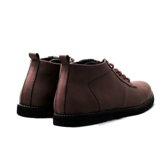 Sepatu brodo pria termurah harga promo sepatu pria kopay handmade c244fe4404