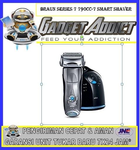 harga Braun series 7 790cc-7 smart shaver Tokopedia.com