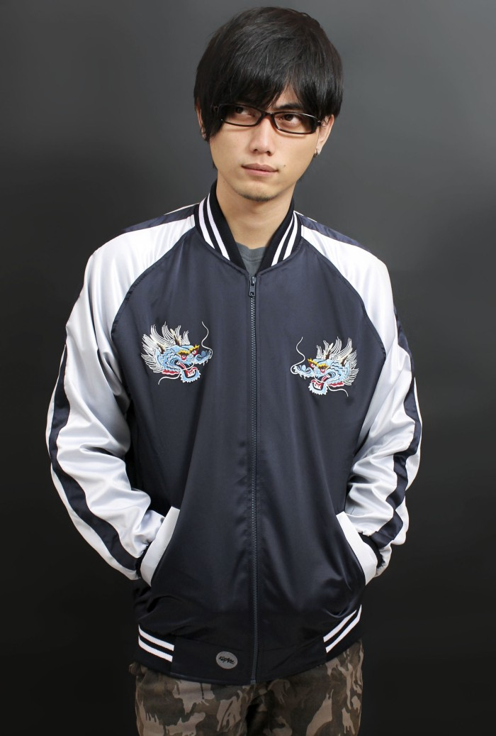 harga Sukajan dragon blue - kizaru animanga Tokopedia.com
