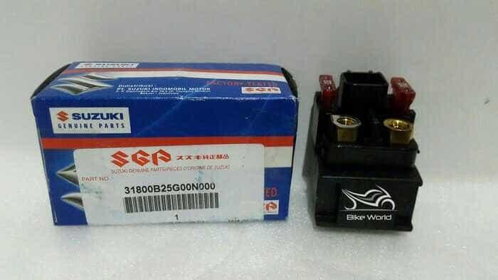 harga Bendik / switch stater satria fu  31800b25g00n000 suzuki genuine parts Tokopedia.com