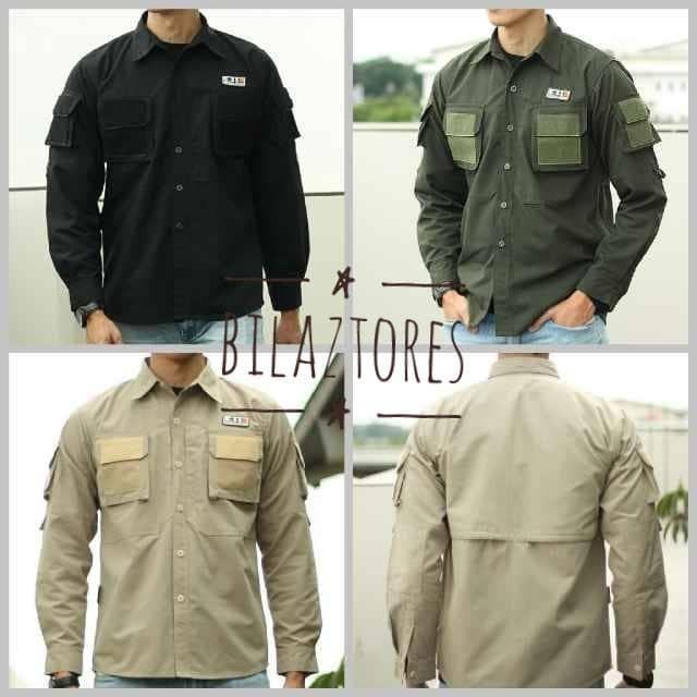 Celana Panjang Tactical Army Blackhawk Banyak Kantong