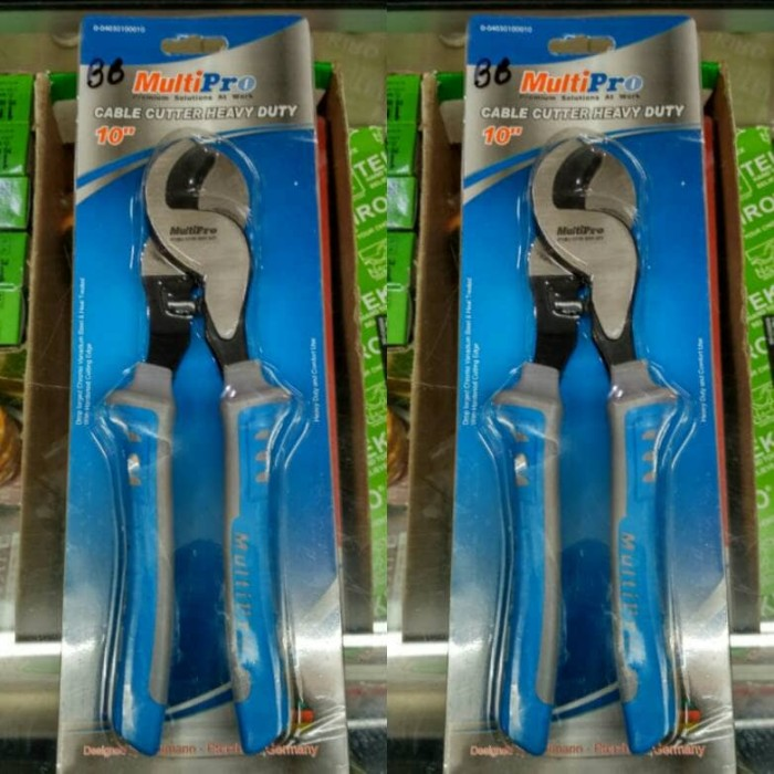 Tang potong kabel multipro 10 inch / cable cutter heavy duty 10 inch