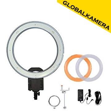 Nanguang cn-r640 led ring light 5600k (with dimmer)