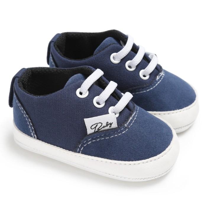 harga Sepatu bayi prewalker  0 - 18 bulan color navy [b9090] Tokopedia.com
