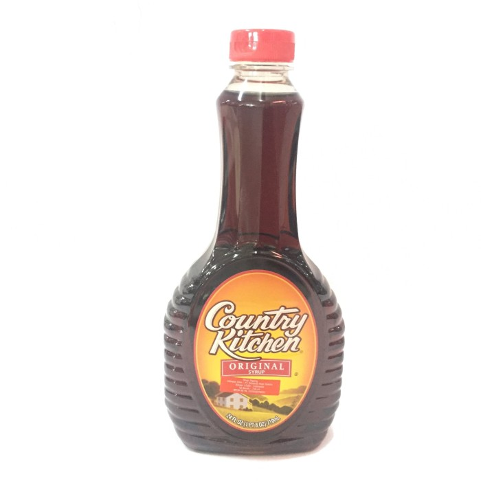 harga Country kitchen original maple syrup 710 ml Tokopedia.com
