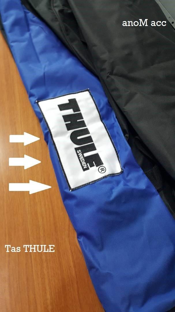 harga Tas roof rack / tas bagasi thule rak platinum / roof bag Tokopedia.com