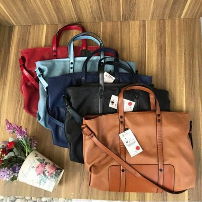 Hasil gambar untuk Tas Wanita Zara Basic