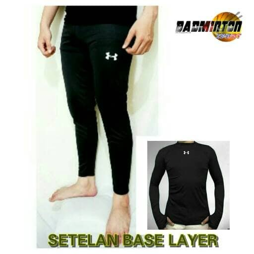 Jual Paket Celana Dan Baju Base Layer Legging Diving Futsall Renang Mancing Kab Jember Grosir Jember Sport Tokopedia